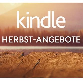 Kindle Herbst-Angebote: Bis zu 30€ Rabatt auf eBook Reader