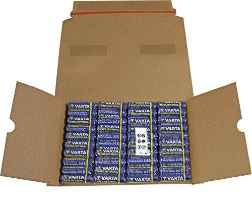 Varta Batterien Mignon AA LR6 40 Stück (Prime)