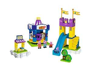 [www.Amazon.de] BIG 800057080 - Peppa PIG Fun Park (Lego Duplo kompatibel (statt € 50,95)