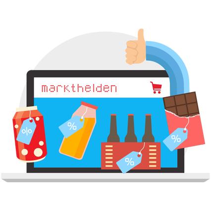 Markthelden nachhaltig Einkaufen und sparen