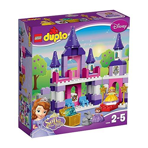 [www.AMAZON.de]  LEGO DUPLO 10595 - Sofia the First - Königsschloss  € 34,73 knapp 25% Ersparnis