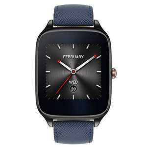 [Amazon.de] Asus Zenwatch 2 in schwarz/blau um nur 144,19€