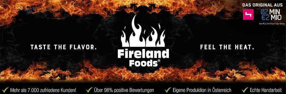 Fireland Foods - 5€ Gutschein ab 30€