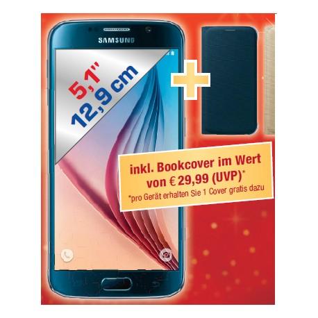 Samsung Galaxy S6 + gratis Book Cover + kostenlose Express Lieferung