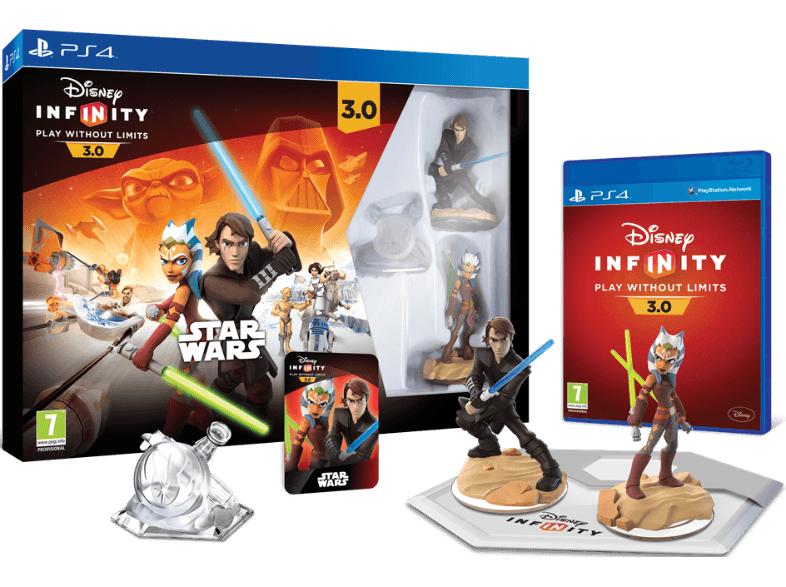 Saturn: Disney Infinity 3.0 Starter Set (PlayStation 4) für 10€