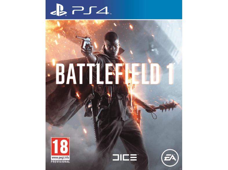 [Saturn.at/Amazon.de] Battlefield 1 ( PS4/ Xbox One) für 50€ - 16% sparen