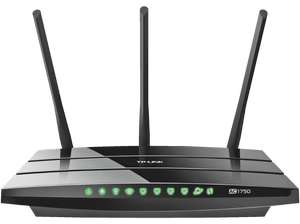 [media-markt.at] TP-Link Archer C7 AC1750-Dualband-Gigabit-WLAN Router