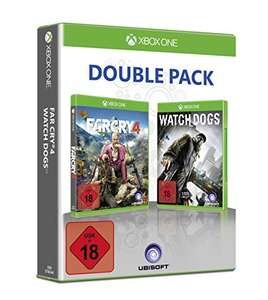 (XBox One) Far Cry 4 + Watch Dogs um 28 € - 30% sparen