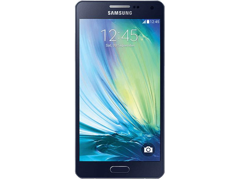 """[mediamarkt.at] SAMSUNG Galaxy A5 Duos mit Dual-SIM 5"""" 16GB ( schwarz/ gold) für 212€"""