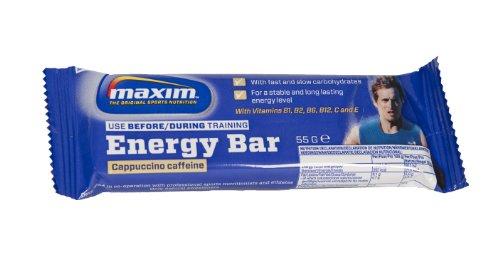 """25x Maxim Energy Bar """"Cappuccino Caffeine"""" um 5,10 € - 90% sparen"""