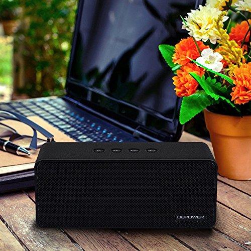 Mystore BX-900 Portable Wireless Stereo Lautsprecher,Bluetooth für 12,99€ inkl. Versand @Amazon