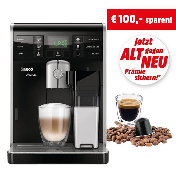 [mediamarkt.at] bis -100€ auf ausgewählte Kaffeevollautomaten, Küchenmaschinen oder Bodenstaubsauger (Alt gegen Neu)
