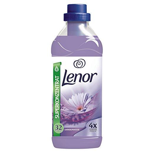 "12x 800ml Lenor Weichspüler ""Lavendel"" um 11,44 € - 56% sparen"