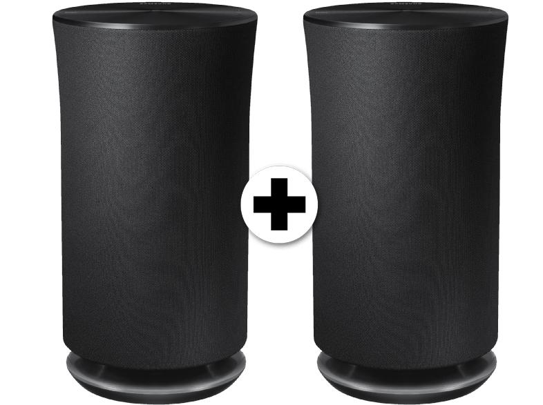2x Samsung R5 Wireless 360° Lautsprecher um 299 € - 35% sparen