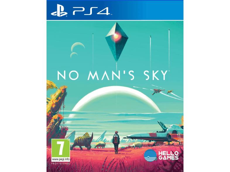 [Saturn.at] No Man's Sky (PS4) für 33€ - 22% sparen