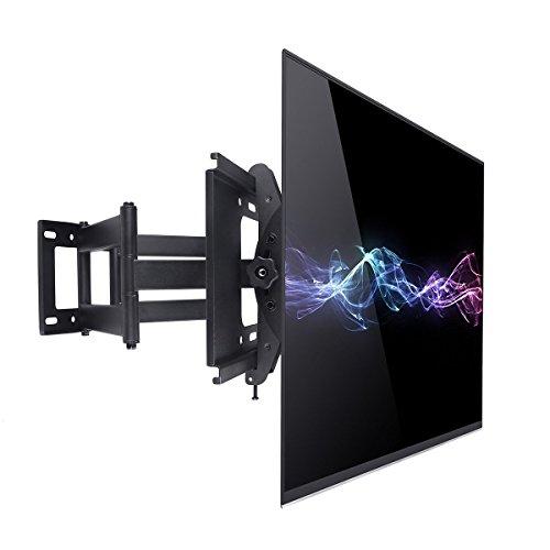 TV Wandhalterung VESA 600 x 400 30 bis 62 Zoll bis 40kg mit -30% für 20,99€ bei Amazon