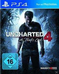 Expert: Uncharted 4: A Thief's End (PlayStation 4) für 24,99€