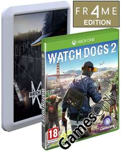 Watch Dogs 2 [FR4ME AT uncut Edition] inkl. Bonusmission