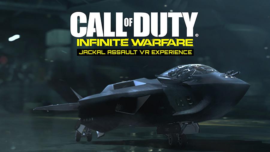 PSN: Call of Duty Infinite Warfare: Jackal Assault VR Experience ab dem 4. November kostenlos!