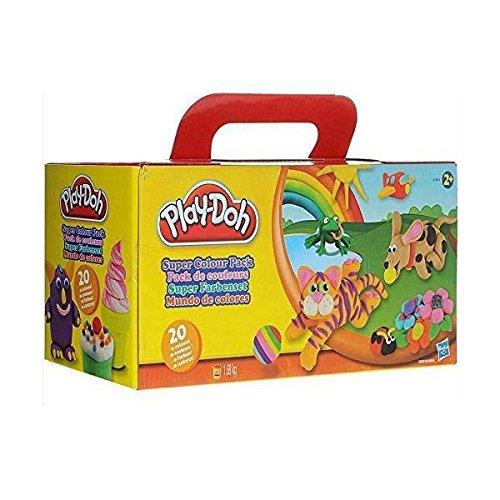 [Amazon] Hasbro Play-Doh Knete mit 20 Farben für 9,99€