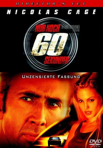 Nur noch 60 Sekunden (Director's Cut) [Special Edition] [Special Edition]