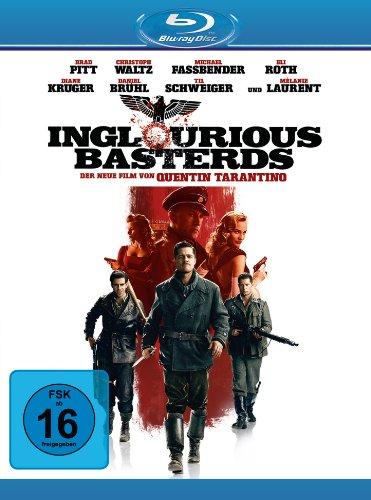 [Amazon Prime] Inglourious Basterds [Blu-ray] für 5,99€