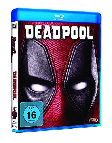 [Amazon] Deadpool BluRay für 12,99€