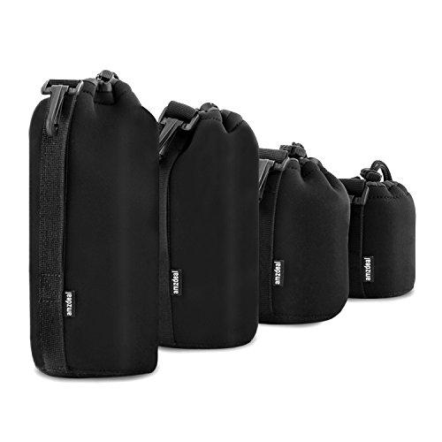 4er Pack(S, M, L, XL) Objektivtasche für 9,99€ [Prime]