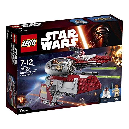 [Amazon.de - Blitzangebot] LEGO Star Wars 75135 - Obi-Wan's Jedi Interceptor