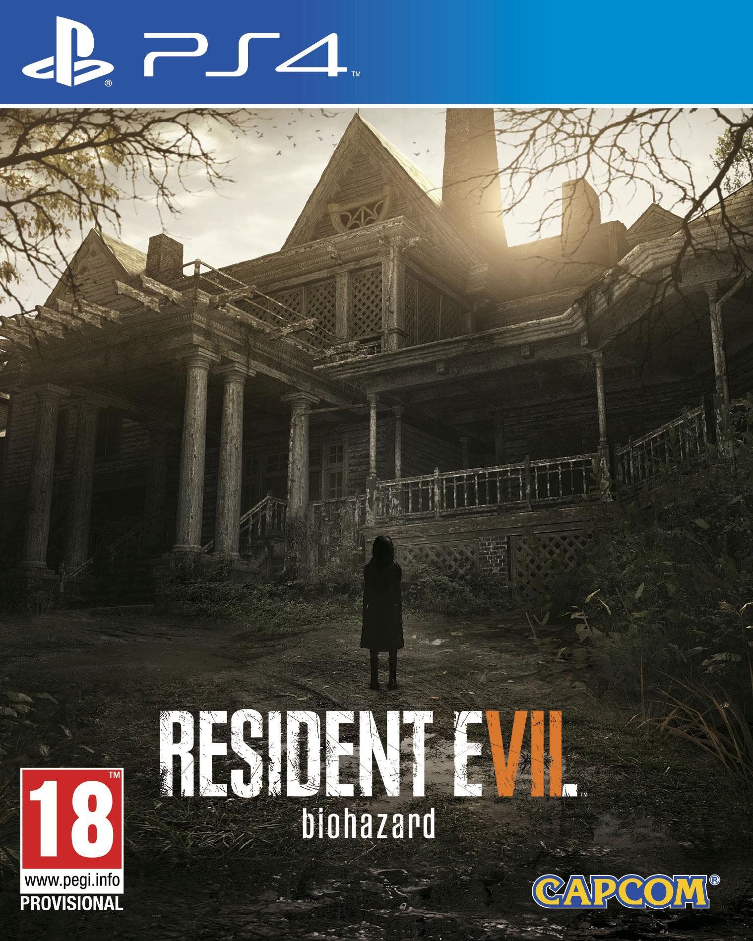 Gameware: Resident Evil 7 (PS4 / Xbox One) für 49,99€ vorbestellen