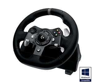 [Amazon.es] Cyber Monday Countdown! -> Logitech - Driving Force Racing Wheel G920 gute 64€ sparen ;)