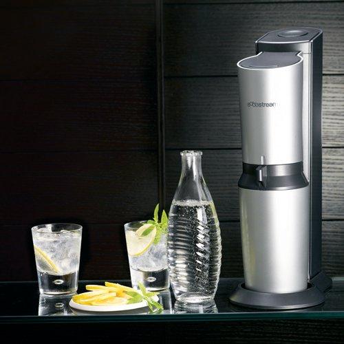 SodaStream Wassersprudler (mit 1 x CO2-Zylinder 60L & 1 x 0,6L Glaskaraffe) inkl Versand