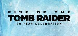 Steam - Rise of the Tomb Raider 20 year celebration (PC) -37%