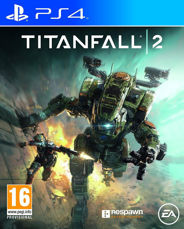 Amazon.it: Titanfall 2 (Xbox One / PS4) für nur 39,16€