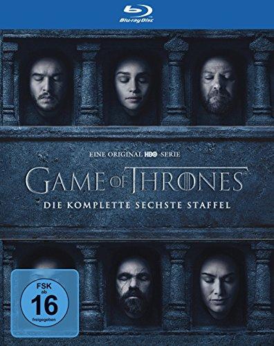 Game of Thrones - Staffel 6 [Blu-ray] mit Versand