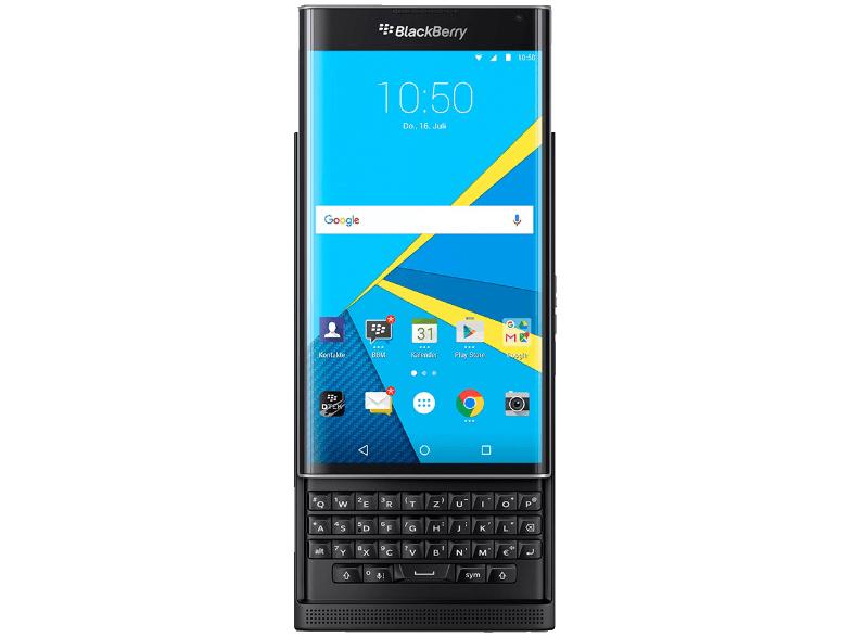Saturn/LogoiX: Blackberry Priv um 384 € - Bestpreis - 26% sparen