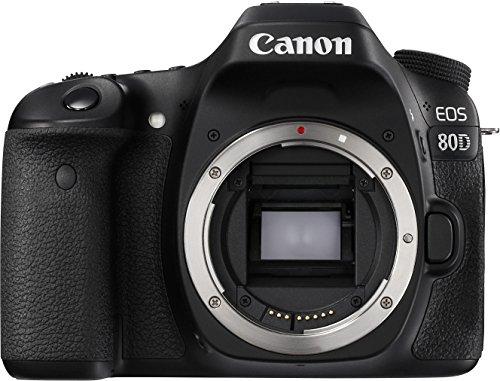 [Amazon.de] Canon 80D DSLR Body, mit Cashback effektiv 805,46