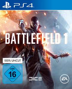 Amazon: Battlefield 1 (PS4 / Xbox One) für 39,97€