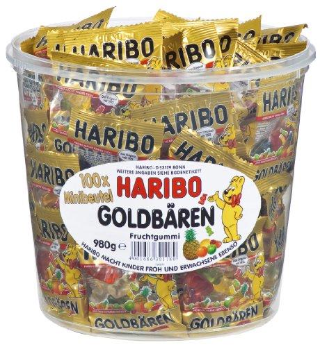 verschiedene Haribo-Sorten bis -25% reduziert [Amazon]