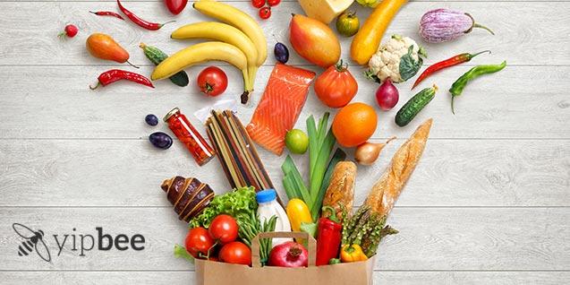 Lebensmittel online bestellen - bis zu 50% sparen!