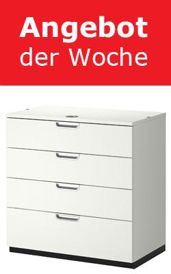 IKEA Wien Vösendorf: Galant Schubladenelement um 199 € - statt 349 € - 43% sparen