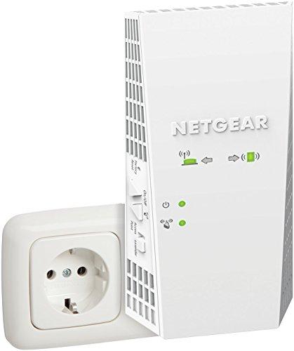 """Netgear """"EX6400-100PES"""" Dual-Band-WLAN Extender um 73,55 € - 18% sparen"""