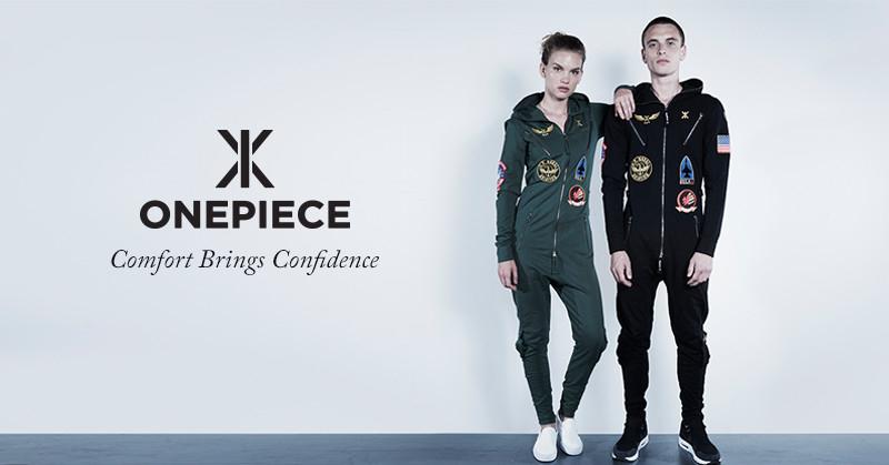 Wieder verfügbar! 15% Rabatt bei Onepiece.com auf alle Jumpsuits, Jogginghosen etc.