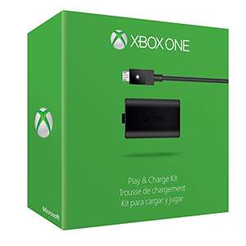 "Xbox One ""Play & Charge Kit"" um 13 € - Bestpreis - 37% sparen"
