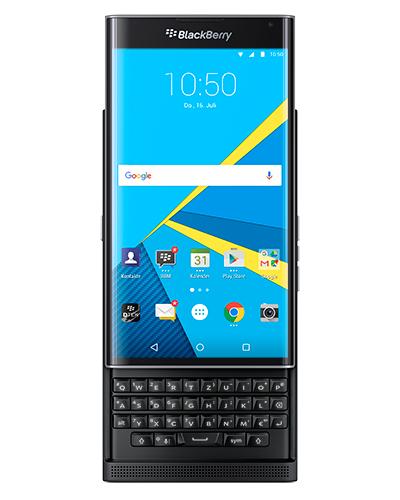 LogoiX: Blackberry Priv um 335 € - Bestpreis - 36% sparen