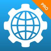 (iOS) Network Utility Pro - kostenlos - statt 0,99 €