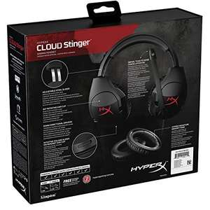 [Amazon.uk] Cyber Monday HyperX Cloud Stinger Gaming Headset für PC/Xbox/One/PS4/Wii U/Mobile um 40.20€
