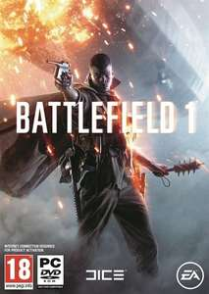 Amazon UK - Battlefield 1 (PC) um 35 € - Bestpreis