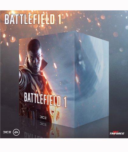 [Amazon.de] Battlefield 1 - Collector's Edition ( PS4/ Xbox One) für 69,99€ / PC für 64,99€