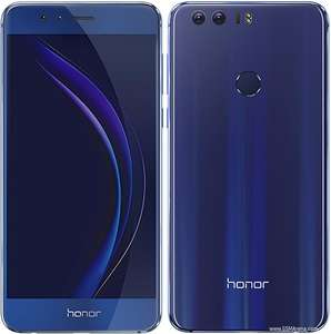 [Amazon] Honor 8 Smartphone (13,2 cm (5,2 Zoll) Touchscreen, 32GB interner Speicher, Android OS) blau um 329€ mit Cashback um 279€